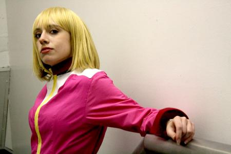 Sayla Mass from Mobile Suit Gundam worn by Terranell