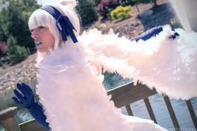 Angel from Fairy Tail worn by Terranell