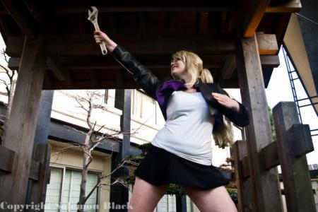 Winry Rockbell from FullMetal Alchemist: Brotherhood worn by EB