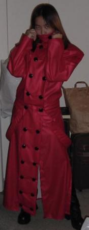 Vash the Stampede from Trigun worn by Carolina