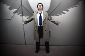 Castiel from Supernatural worn by DragonSparkz