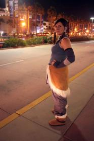 Korra from Legend of Korra, The worn by DragonSparkz