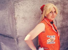 Sailor Venus from Sailor Moon worn by DragonSparkz