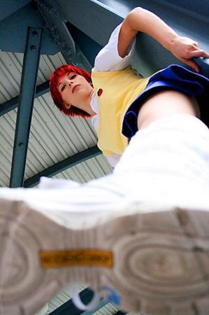 Maki from Air Master