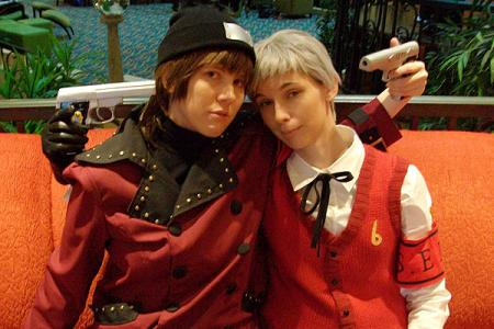 Akihiko from Persona 3 (Worn by Kichara)
