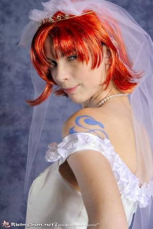 Nami from One Piece worn by Kichara