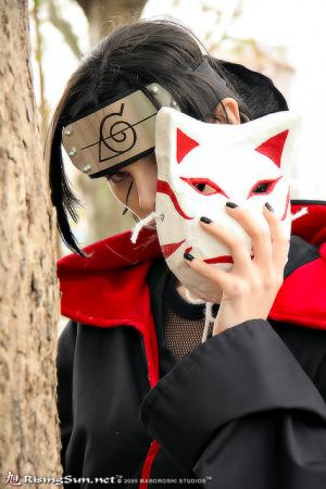 Itachi Uchiha from Naruto worn by Kichara