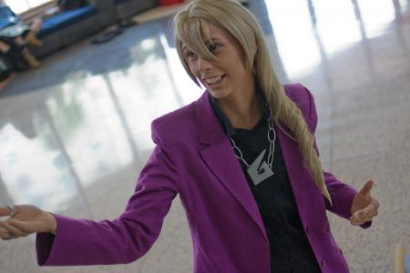 Klavier Gavin from Apollo Justice: Ace Attorney worn by Kichara