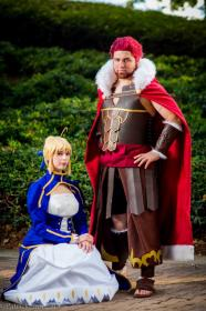 Saber from Fate/Stay Night worn by Kichara