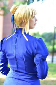 Saber from Fate/Stay Night  by Kichara