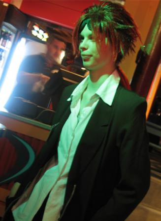 Reno from Final Fantasy VII: Advent Children