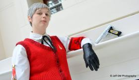 Akihiko from Persona 3 worn by Kichara