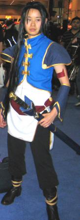 Li Xingke from Code Geass R2 worn by Chibiko