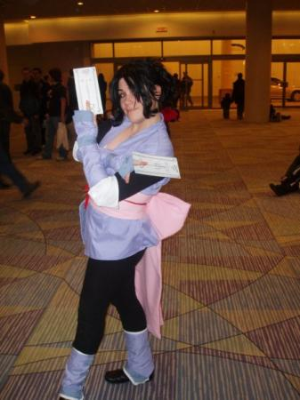 Sheena Fujibayashi from Tales of Symphonia worn by Jayuna