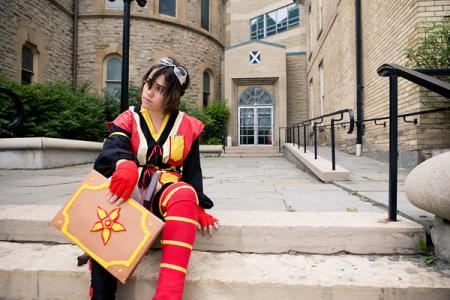 Rita from Tales of Vesperia worn by Jayuna