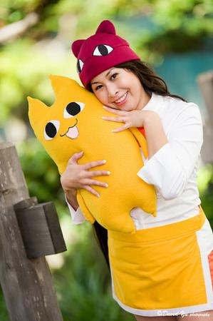 Sakaki from Azumanga Daioh worn by LauraC