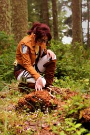 Hanji Zoe from Attack on Titan worn by Starrys
