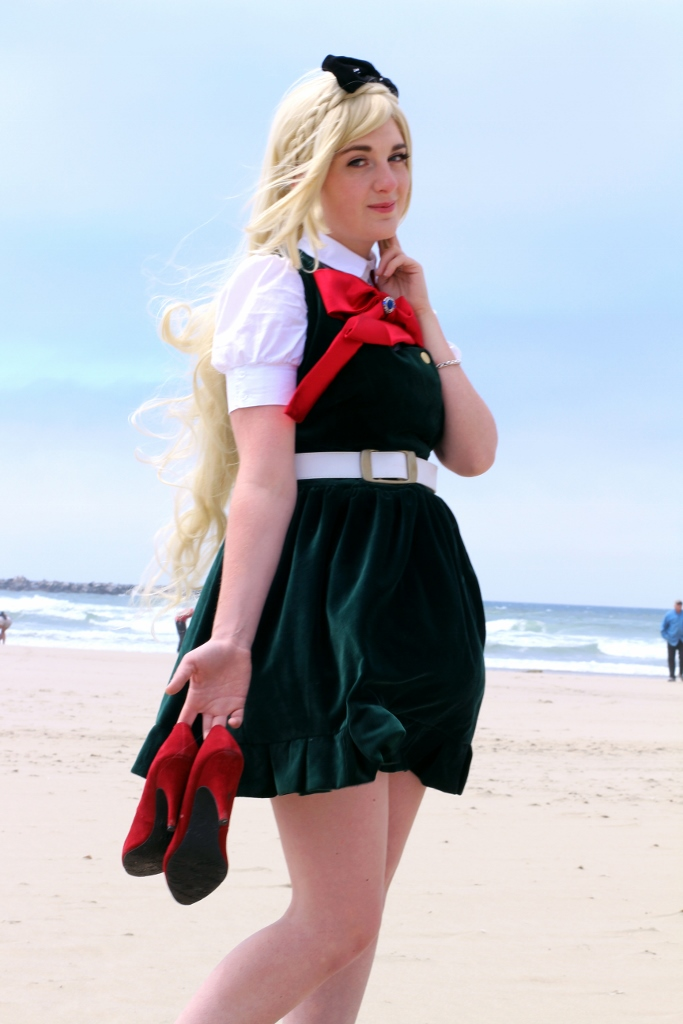 Sonia Nevermind from Super Dangan Ronpa 2 by Starrys ...