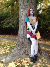 Sally from Nightmare Before Christmas worn by Starrys