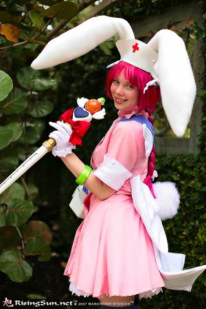Komugi Nakahara from Nurse Witch Komugi-chan MajiKarte worn by Dandelionswish