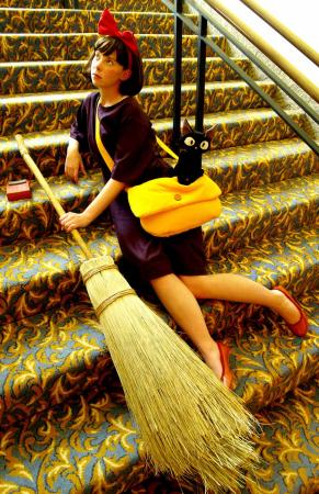 Kiki from Kiki's Delivery Service worn by Dandelionswish