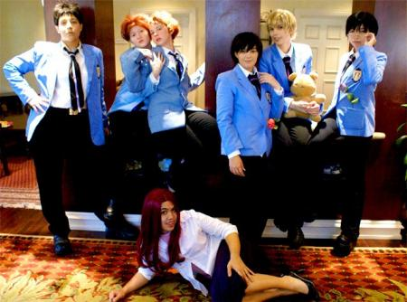 Hikaru Hitachiin from Ouran High School Host Club worn by Dandelionswish