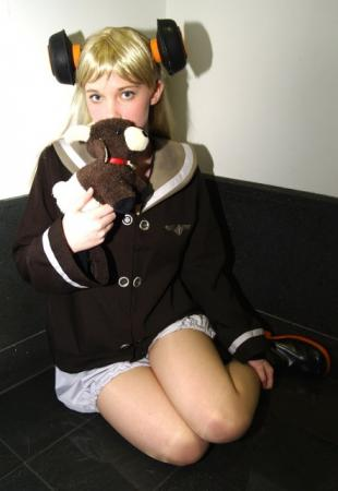 Alvis E. Hamilton from Last Exile worn by Dandelionswish