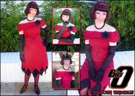 R. Dorothy Wayneright from Big O worn by Lilybit