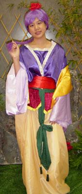 Nuriko from Fushigi Yuugi worn by AznAphrodite