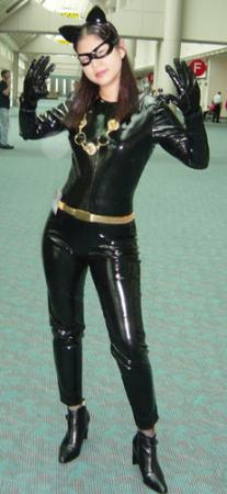 Catwoman from Batman worn by AznAphrodite