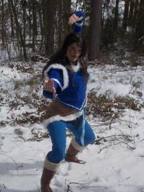Korra from Legend of Korra, The worn by Elf Queen