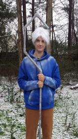 Jack Frost from Rise of the Guardians worn by Elf Queen