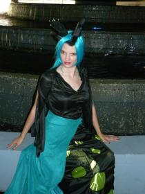 Queen Chrysalis from My Little Pony Friendship is Magic worn by Elf Queen
