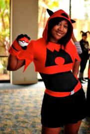 Team Magma Member from Pokemon worn by blackflame16
