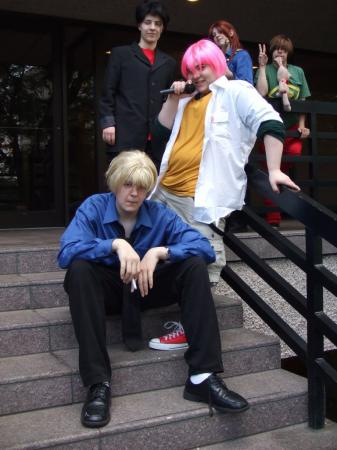 Shuichi Shindou from Gravitation worn by thedoctorboy