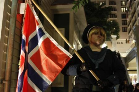 Norway from Axis Powers Hetalia worn by thedoctorboy