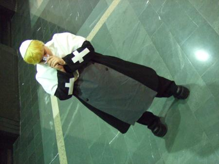 Justin Law from Soul Eater
