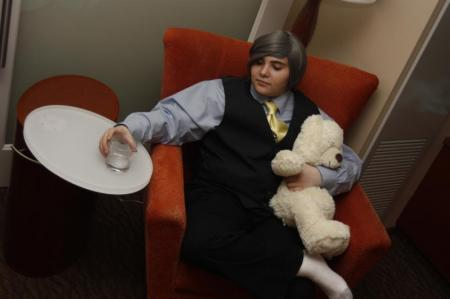 Usami Akihiko from Junjou Romantica worn by thedoctorboy