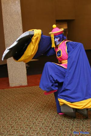 Hsien Ko / Lei Lei from Darkstalkers worn by Amaya