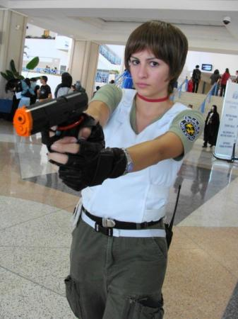 Rebecca Chambers from Resident Evil 0