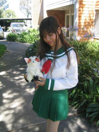 Kagome Higurashi from Inuyasha worn by Samurai Kiss