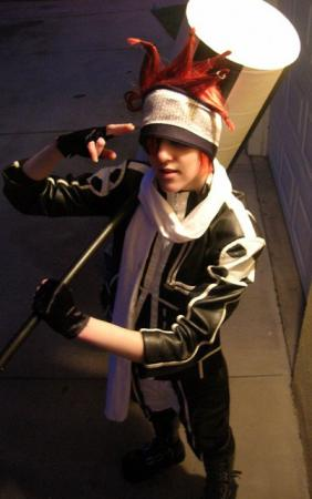Lavi from D. Gray-Man (Worn by M Is For Murder)