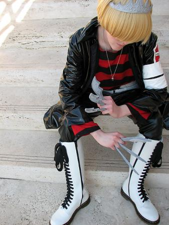 Belphegor from Katekyo Hitman Reborn! (Worn by M Is For Murder)