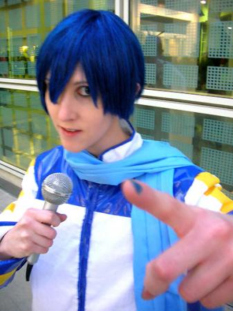 Kaito from Vocaloid (Worn by M Is For Murder)
