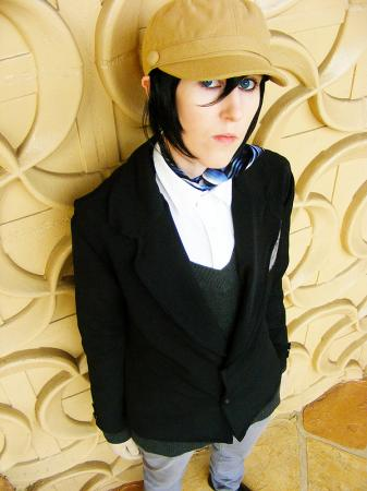 Yoite from Nabari no Ō (Worn by M Is For Murder)