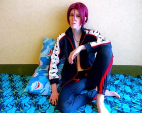 Rin Matsuoka from Free! - Iwatobi Swim Club  by M Is For Murder