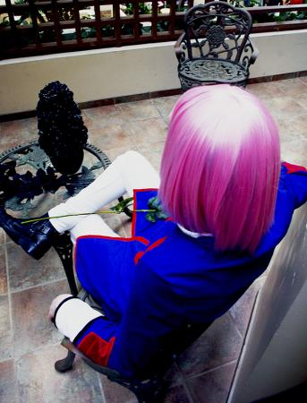 Souji Mikage from Revolutionary Girl Utena (Worn by M Is For Murder)