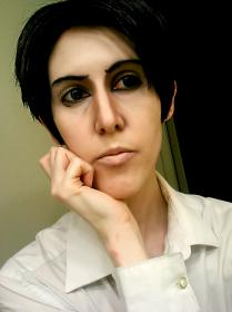 Levi from Attack on Titan (Worn by M Is For Murder)