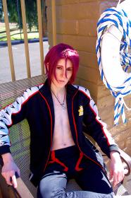 Rin Matsuoka from Free! - Iwatobi Swim Club worn by M Is For Murder