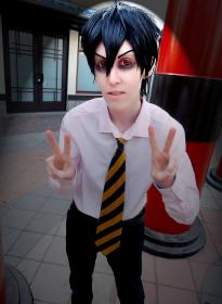 Staz Charlie Blood from Blood Lad  by M Is For Murder